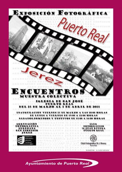 Exposición Encuentros Puerto Real