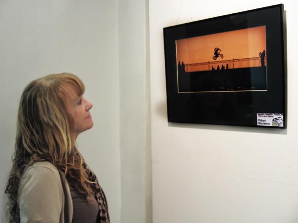 Exposición Pilar Moreno